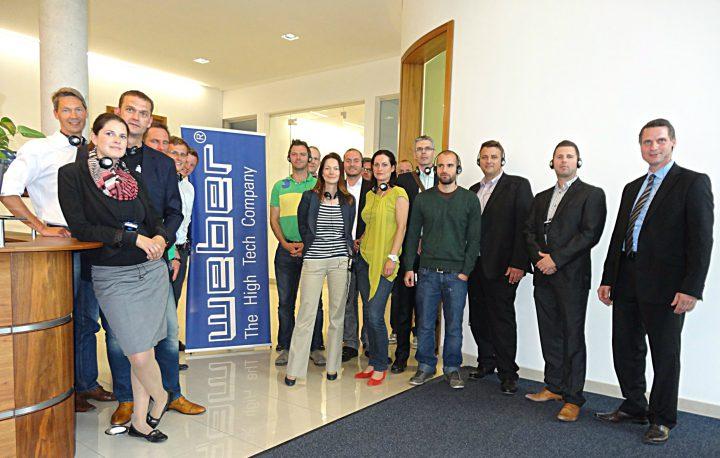 Junge Wirtschaft zu Gast bei der High Tech Company » Wirtschaftsjunioren Neubrandenburg