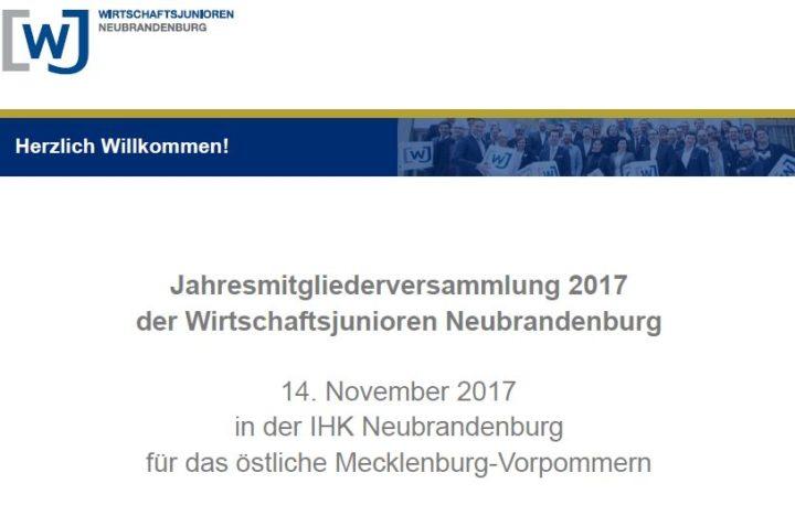 Erneuter Mitgliederzuwachs bei den Wirtschaftsjunioren » Wirtschaftsjunioren Neubrandenburg