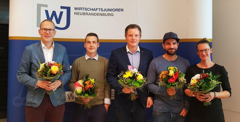 Wirtschaftsjunioren wählen neuen Vorstand 2019/2020 » Wirtschaftsjunioren Neubrandenburg