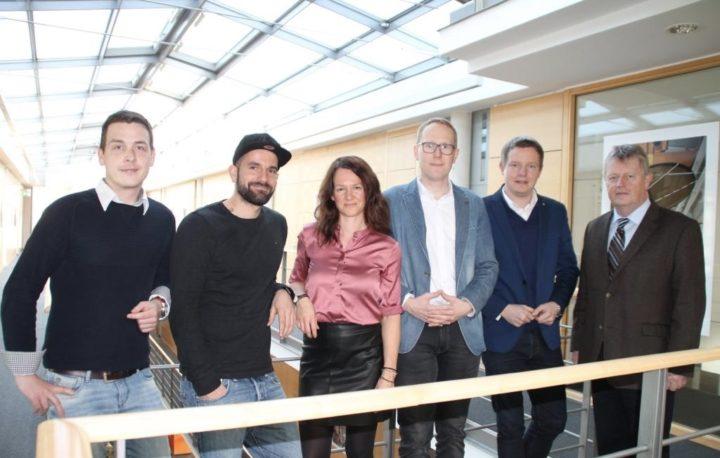 WJ-Vorstand im Gespräch mit IHK-Hauptgeschäftsführer » Wirtschaftsjunioren Neubrandenburg