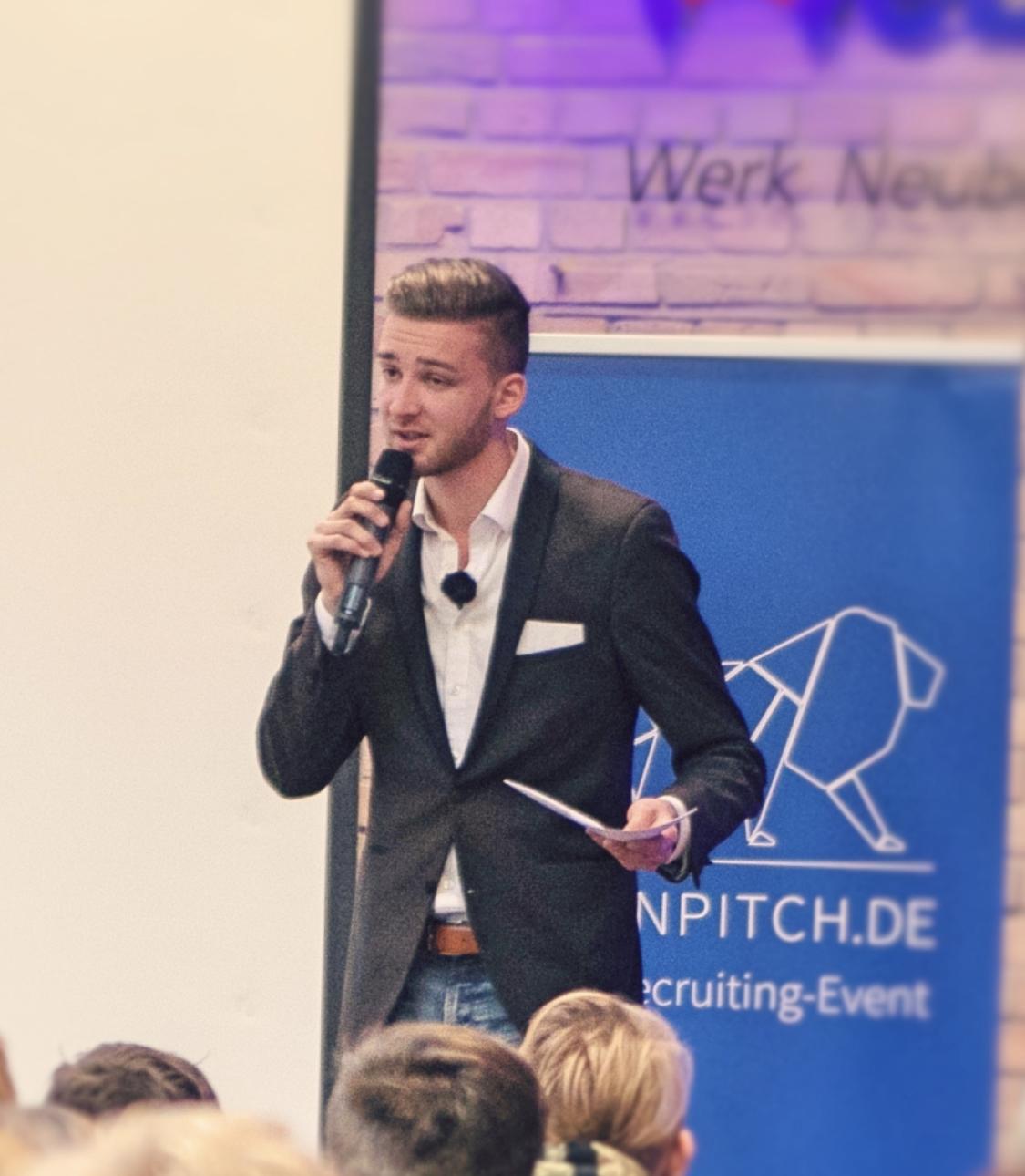 Robin Sprengel » Wirtschaftsjunioren Neubrandenburg