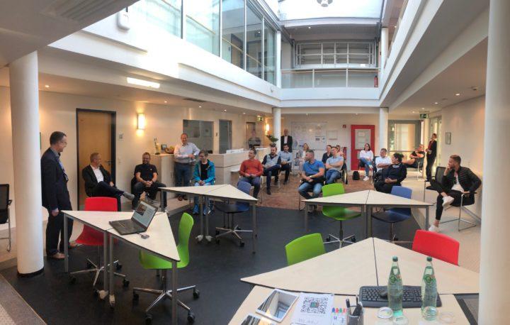 Wirtschaftsjunioren Neubrandenburg zu Gast bei der IKT-Ost AöR » Wirtschaftsjunioren Neubrandenburg
