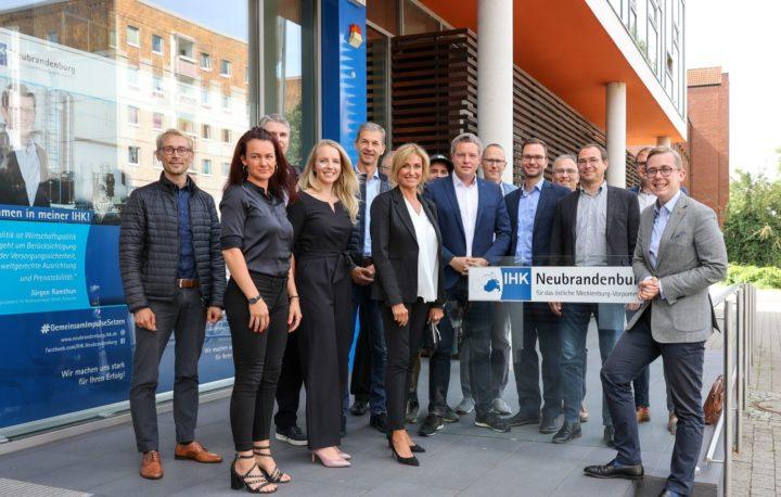 Junge Wirtschaft trifft Politik » Wirtschaftsjunioren Neubrandenburg